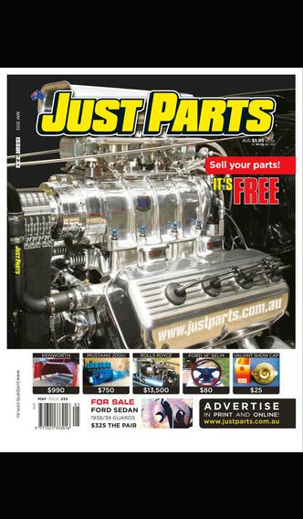 Just Parts Magazine