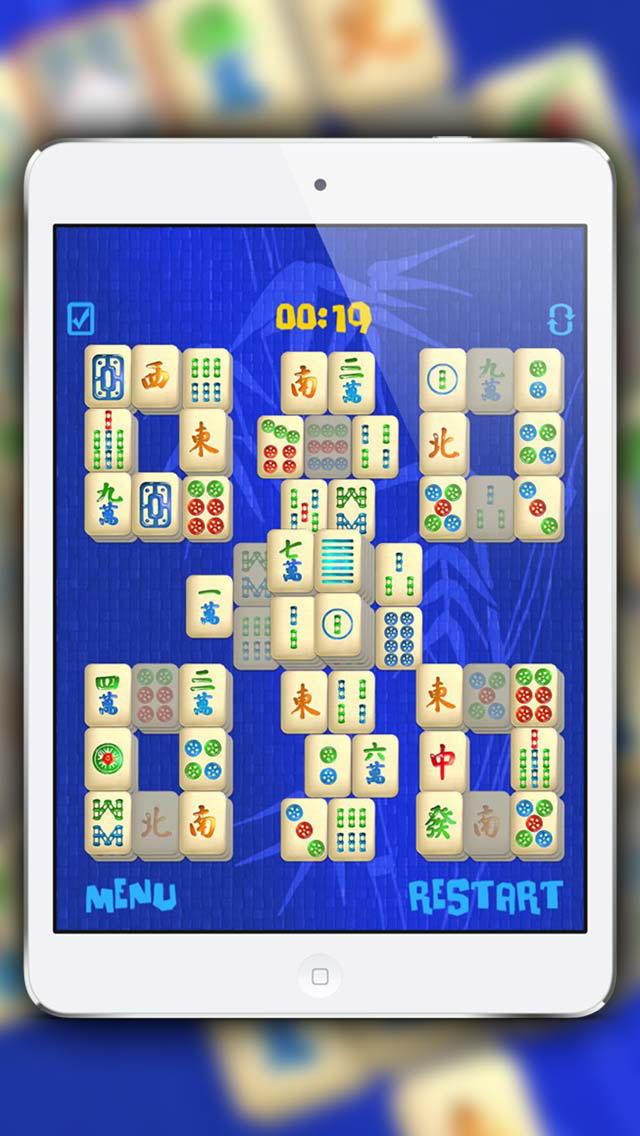 Screenshot 5 бесплатные игры маджонг