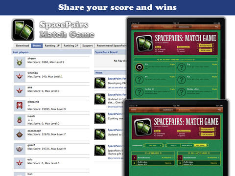 SpacePairs: Match Game iPad Screenshot 5
