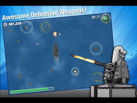 2XL Fleet Defense iPad Screenshot 5