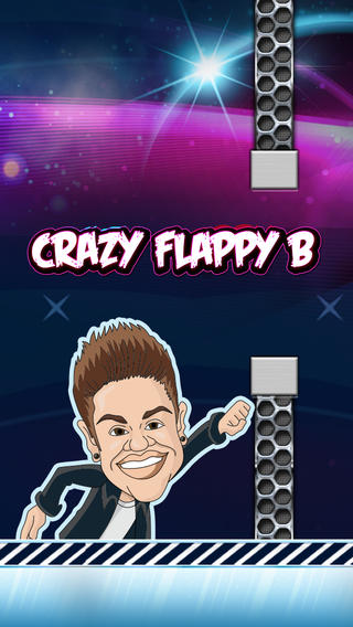 Crazy Flappy B - Awesome FREE Flyer