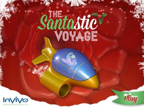 Invivo Santastic Voyage