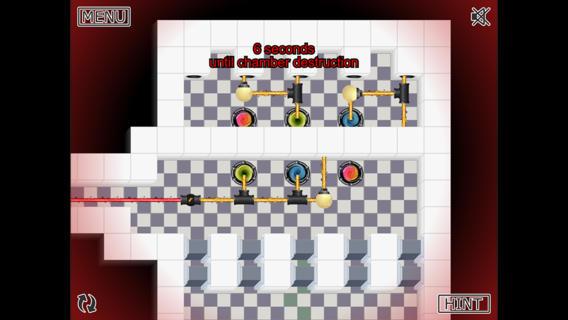 激光回廊:Laser Chambers