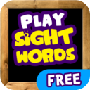 Sight Words - Learn to read list of first words flash cards & games mobile app icon