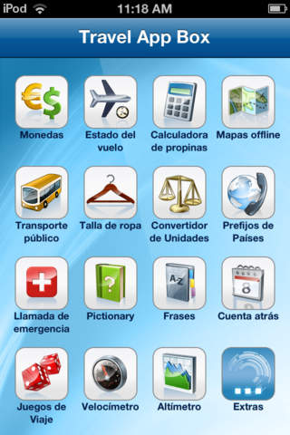 Captura de pantalla del iPhone 5