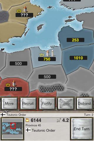 Age of Conquest Lite iPhone Screenshot 4