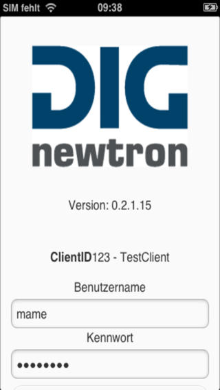 DIGnewtron Mobile Application