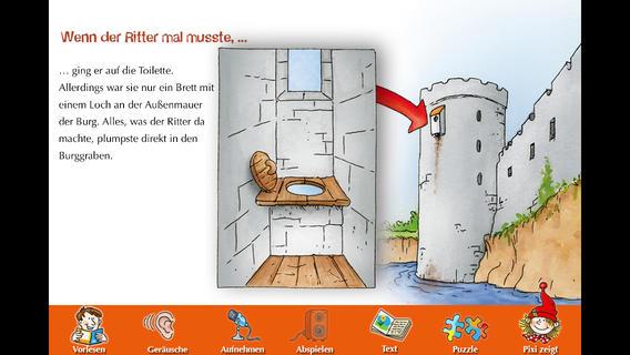 Pixi - Entdecke die Ritterburg