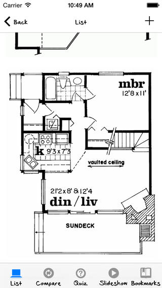 Contemporary House Plans HD