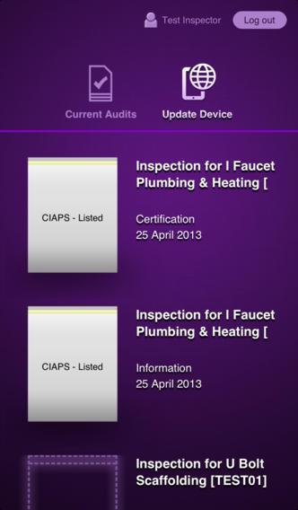 CASI Audit Tool