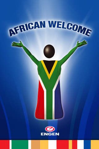 Engen African Welcome Travel Diary