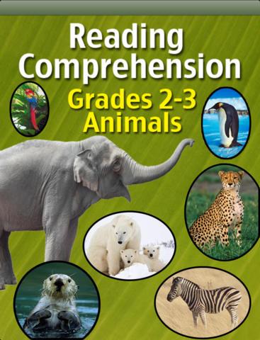 Reading: Grades 2-3 Animals—Free
