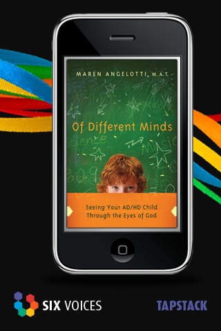 Of Different Minds by Maren Angelotti