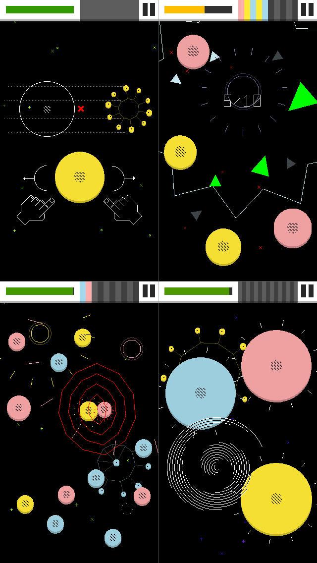 Eliss Infinity 最具创意游戏奖获得者 - iPhone 截图 4