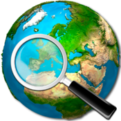 GeoExpert - World Geography for Mac icon