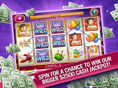 PCH Cash Slots screenshot 1