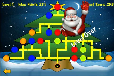 Christmas Lights : Festive Game