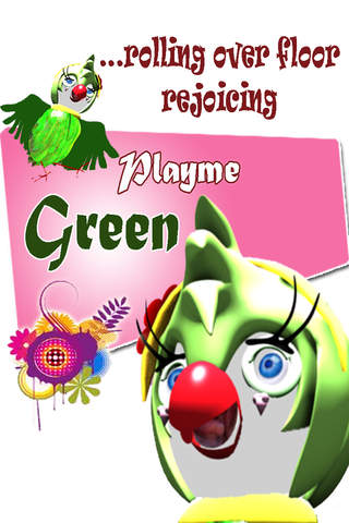 PlayMe Green