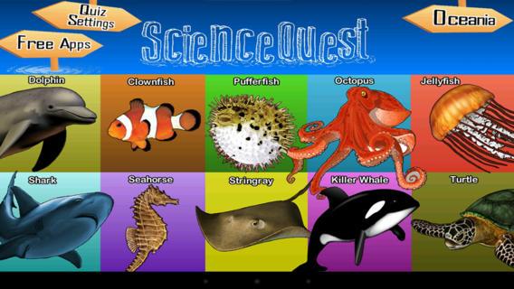 Science Quest -Sixth Grade