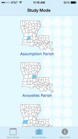 Free Parishes