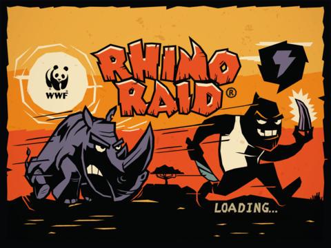 WWF Rhino Raid Screenshot