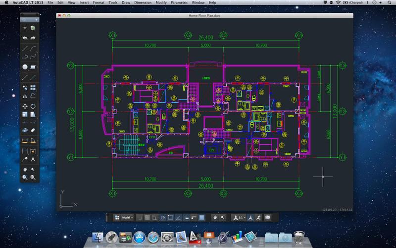 AutoCAD LT 2013 for Mac