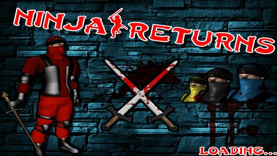 Ninja Returns