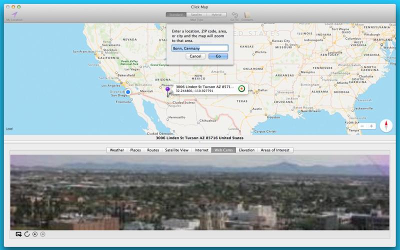 Click Map Screenshot - 5