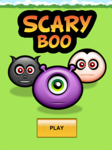 Scary Boo