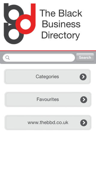 TheBBD: The UK Black Business Directory App