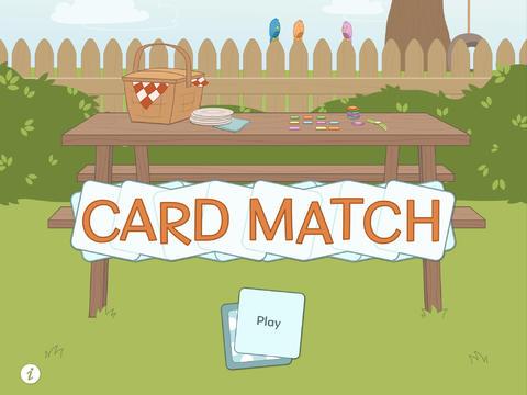 Card Match - Reading Horizons
