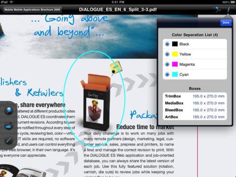 DIALOGUE iPad Screenshot 1