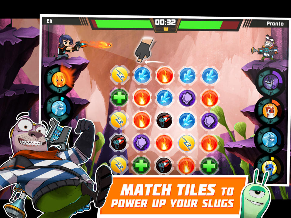 Slugterra: Slug it Out! - iPhone Mobile Analytics and App Store Data