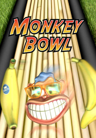 Screenshots of Monkey Bowl Lite - Free Bowling Fun in the Jungle for iPhone