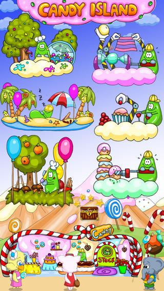 Candy Island HD - The bakery sweet shop