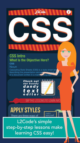 L2Code CSS - Learn to Code