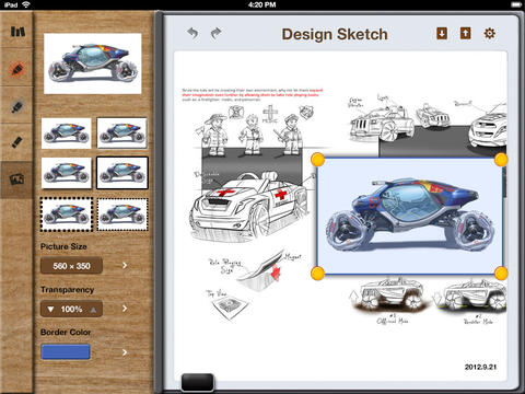 NoteBook Pro for iPad