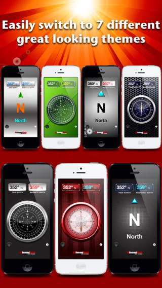 Compass++ PRO – Get a great looking HD Compass !
