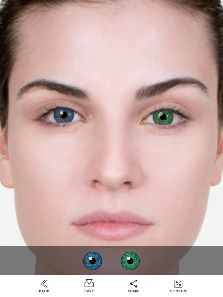 Eye Color Studio - iPhone Mobile Analytics and App Store Data