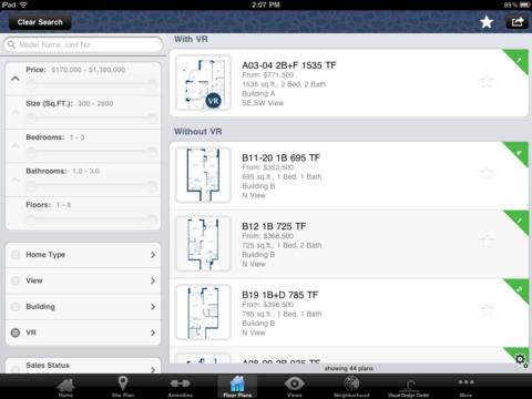 Amber Aqua iPad Screenshot 2