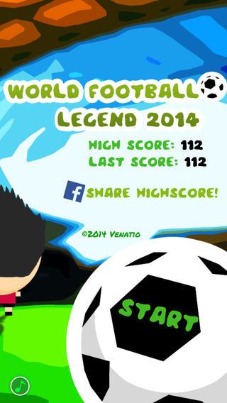 World Football Legend 2014