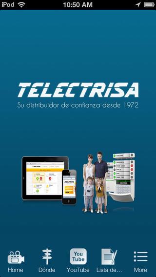 Telectrisa App