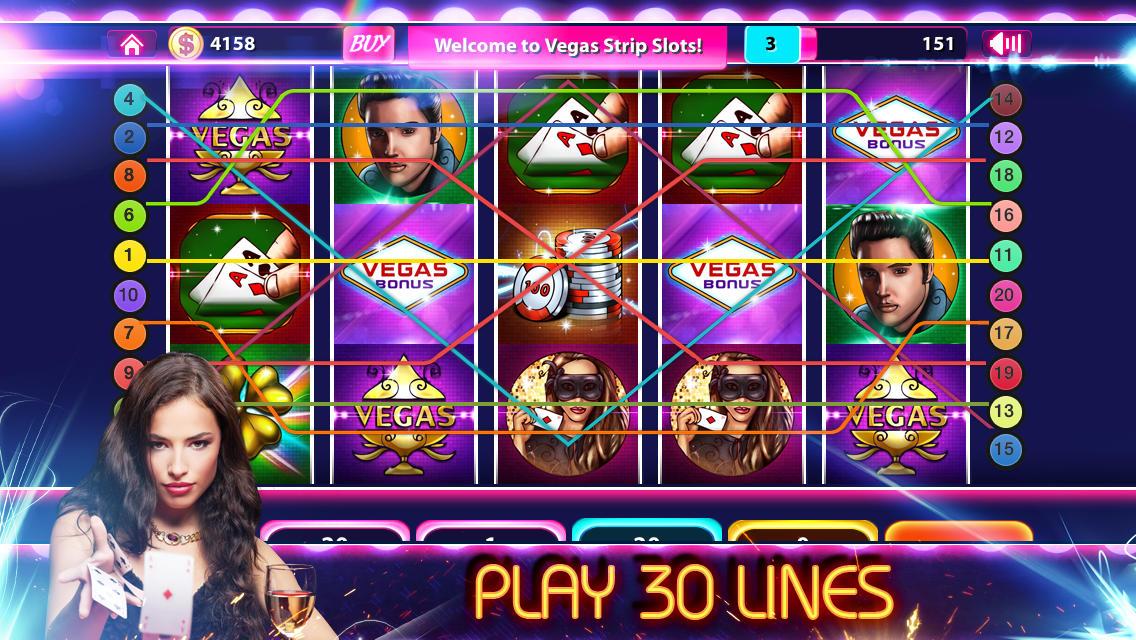 Casino royale las vegas free slot play