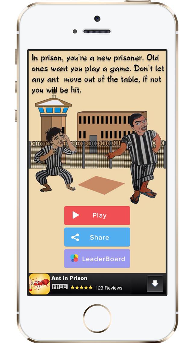 Ant in Prison  Screenshot