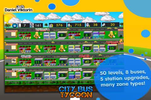 City Bus Tycoon - Public Transport Mania screenshot 2