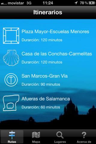 Visita Salamanca
