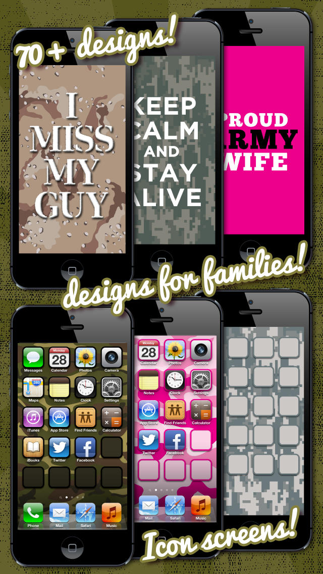 Military Camouflage Wallpapers, Themes & Army Backgrounds