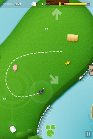 Top Dog: Farmyard Adventures iPhone Screenshot 5
