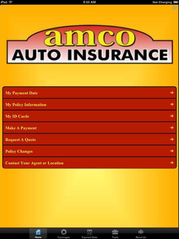 Amco Auto Insurance HD