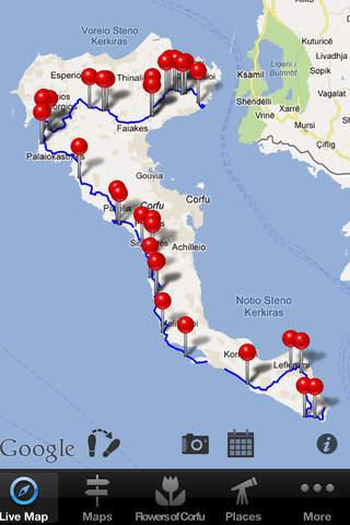 Walk Corfu